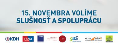 Viac o kandidátoch pravicovej koalície v Trenčíne nájdete tu